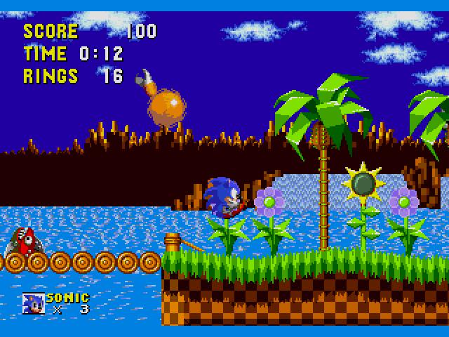 Sonic The Hedgehog 2 World Beta Hack By Esrael V0 03 Sonic 2 Delta 0 Rom Genesis Roms Emuparadise